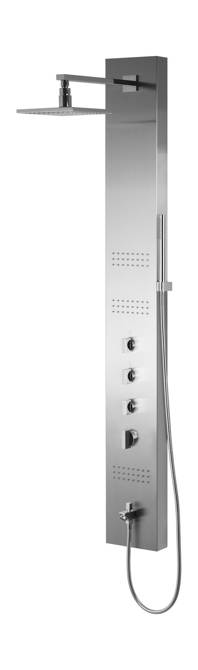 Shower panel Corsan Neo S060