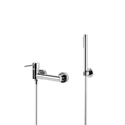 Duschsystem Corsan CMZ065CH verchromt